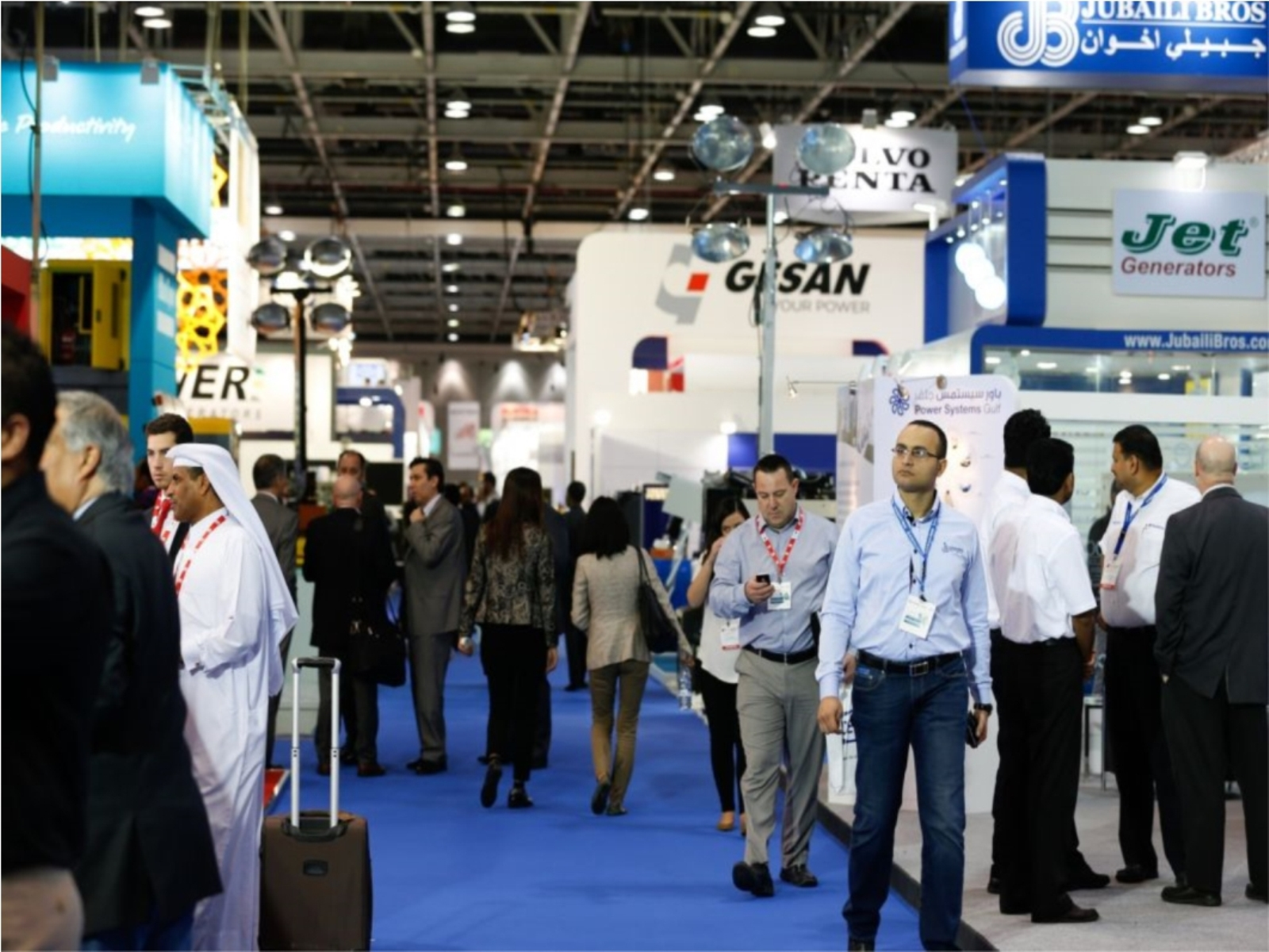 Dubai Middle East Electricity 2018